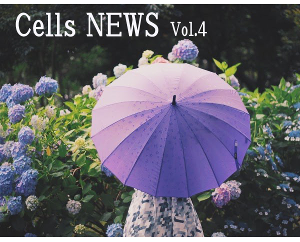 CellsNEWS Vol.04